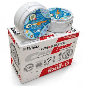 Телевизионный кабель Cablink DG BASIC 7R-FR Италия