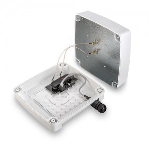 Роутер Kroks Rt-Ubx sHw с USB модемом Huawei E3372, встроенный в антенну KAA-15