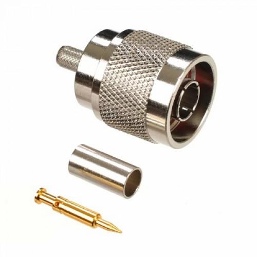 Коннектор N-connector для кабелей RG-58